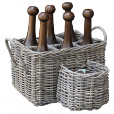 Bowling Set US Antique  | Home Décor & Gifts