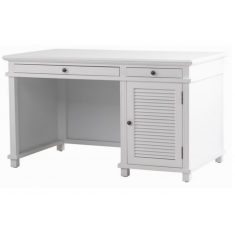 South Beach Desk White  | Desks | Chests and Desks | Chests and Desks