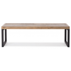 Woodenforge Bench | Ottomans and Chaises | Ocassional Tables | Tables | Seating | Tables | NEW ARRIVALS