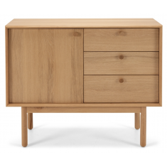 Rotterdam Oak Narrow Sideboard | Sideboards & Consoles | Sideboards and Consoles | Sideboards & Consoles