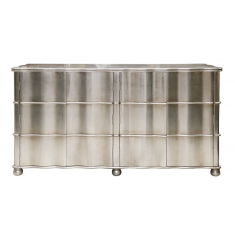 Ripple Sideboard Silver | Sideboards & Consoles | Sideboards and Consoles | Sideboards and Consoles