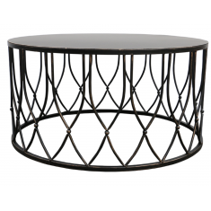 Saville Iron Coffee Table  | Coffee Tables | Tables