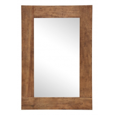 Rectangular Recycled Elm Mirror | Mirrors | NEW ARRIVALS