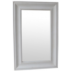 Henry Oak Mirror White | Mirrors | NEW ARRIVALS