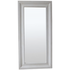 Henry Oak Mirror White - Large | Mirrors | NEW ARRIVALS