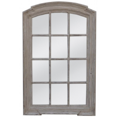 Chateau Window Mirror | Mirrors