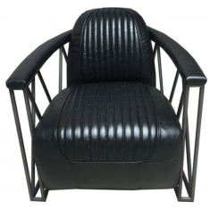 B52 Leather Arm Chair | Leather Furniture | Occasional Chairs | Seating | Seating