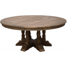 Old Pine Round Dining Table | Dining Tables | Tables | Tables | Tables | Tables | NEW ARRIVALS