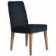 Pascal Dining Chair Navy Blue Velvet