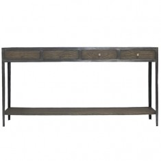 Engineer Four Drawer Console | Sideboards & Consoles | Sideboards and Consoles | Sideboards and Consoles