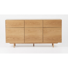 Compound Buffet Oak | Shelving, Storage & Cabinets | Sideboards & Consoles | Storage, Shelving and Cabinets | Sideboards & Consoles | NEW ARRIVALS