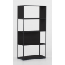 Linear Shelf High Single - Black