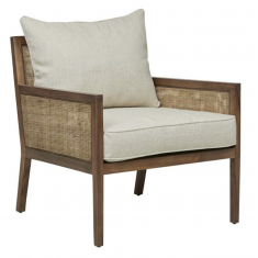 Adeline Square Occasional Chair | Occasional Chairs | Seating