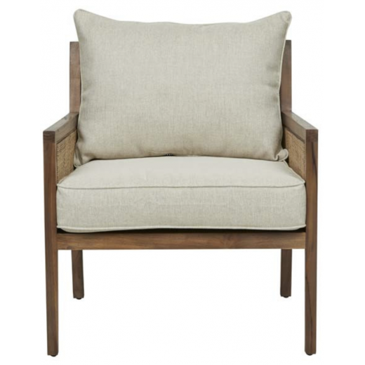 Adeline Square Occasional Chair | Occasional Chairs | Seating | NEW ARRIVALS