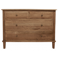 Villa Oak Chest of Drawers