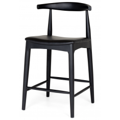Elbow Barstool Black  | Stools | Seating | Seating