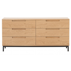 Bureau Low Boy Oak  | Drawers & Chests | Chests | Sideboards & Consoles | Bedroom | Bedroom | Sideboards and Consoles | Bedroom