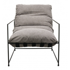Lauro Club Chair Grey Small  | Occasional Chairs | Seating | Seating | Seating