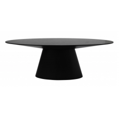 Classique Oval Dining Table Dark Oak  | Dining Tables | Tables | Tables