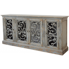 Marsielle Sideboard 4 Door  | Sideboards & Consoles | Sideboards and Consoles | NEW ARRIVALS