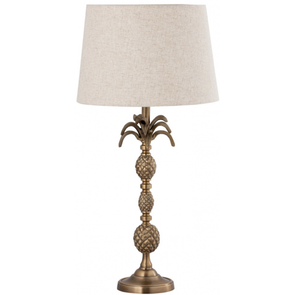 Stacked Pineapple Table Lamp Table Lamps Ido Interior Design Online