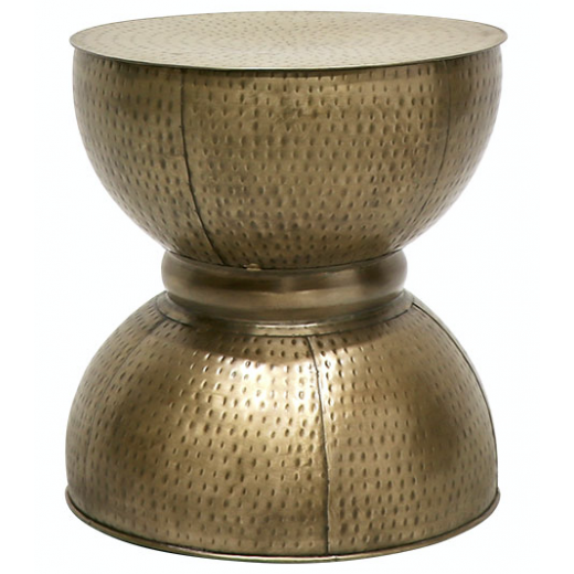 Chandri Brass Diablo Side Table | Ocassional Tables | Seating | Tables | NEW ARRIVALS | Home