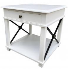 Chateau Side Table  | Bedside Tables | Ocassional Tables | Tables | Tables | NEW ARRIVALS