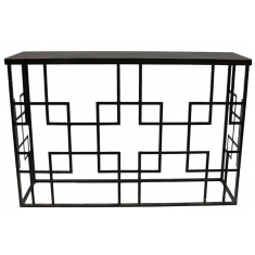 Railey Iron Console  | Sideboards & Consoles | Sideboards and Consoles | Sideboards and Consoles | NEW ARRIVALS