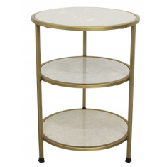 Marco 3 Tier Side Table  | Ocassional Tables | Tables | Tables | Tables