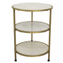Marco 3 Tier Side Table