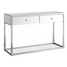Ashton Mirrored Console  | Mirrored Furniture | Sideboards & Consoles | Sideboards and Consoles | Sideboards and Consoles