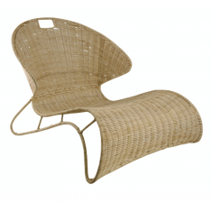 Conroy Outdoor Rattan Lounge Chair  | Outdoor Furniture | Seating