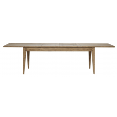 Bosquet Extendable Dining Table Natural | Dining Tables | Tables | Tables | NEW ARRIVALS