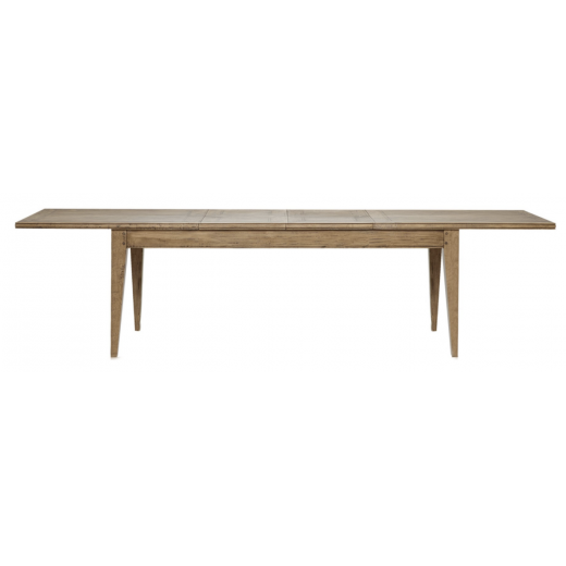 Bosquet Extendable Dining Table Natural | Dining Tables | Tables | Tables