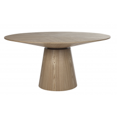 Classique Round Table 1200 Natural Oak  | Dining Tables | Tables | Tables