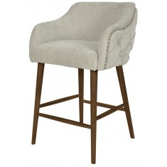 Charleston Button Back Barstool    Stools   Seating   Seating   NEW ARRIVALS