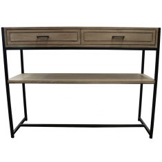 Cromwell Console Natural  | Sideboards & Consoles | Sideboards and Consoles | Sideboards and Consoles | NEW ARRIVALS
