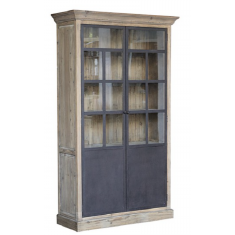 Aston Iron & Pine Cabinet  | Shelving, Storage & Cabinets | Storage, Shelving and Cabinets | Storage, Shelving and Cabinets