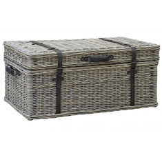 Manyara Trunk Large | Benches & Ottomans | Shelving, Storage & Cabinets | Home Décor & Gifts | Seating | Shelving, Storage and Cabinets