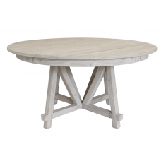 Alsace Washed Reclaimed Pine Table  | Dining Tables | Tables | Tables