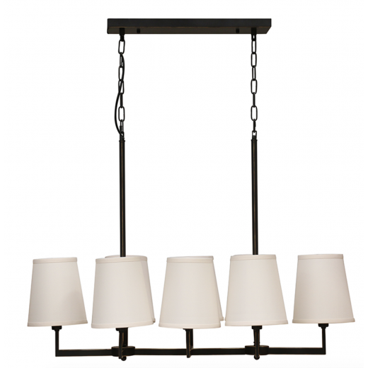Milano Suspended 8 Light Chandelier With Shades | Chandeliers | Pendants | NEW ARRIVALS | Home