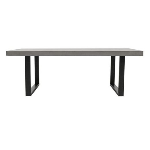 Nero Outdoor Table 2m  | Outdoor Furniture | Tables | NEW ARRIVALS | Dining Tables