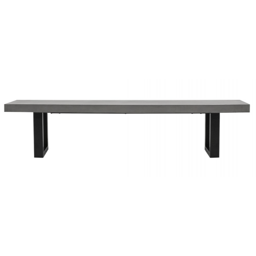 Nero Outdoor Bench 210 cm  | Outdoor Furniture | Benches & Ottomans | Seating | NEW ARRIVALS