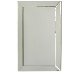 Tori Rectangular Beveled Mirror | Mirrors