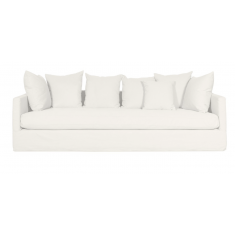 Chalet Slip Cover 3 Seater  Sofa Cloud  | Sofas | Seating | Seating | Seating | NEW ARRIVALS