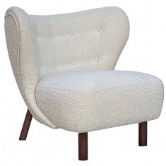 Betty Boucle Occasional Chair | Occasional Chairs | Seating | Seating | Home | Seating