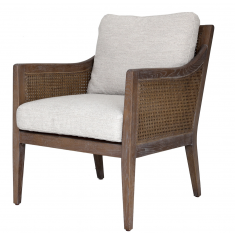 Cambridge Armchair Natural  | Occasional Chairs | Seating | Seating | NEW ARRIVALS