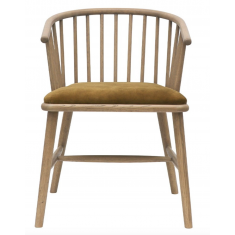 Ankara Dining Chair Copper  | Occasional Chairs | Seating | Seating