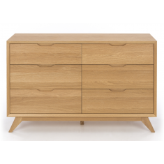 Norway 6 Drawer Chest    Drawers & Chests   Bedroom   Bedroom   Bedroom