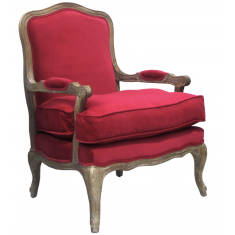 Carla Armchair Pink Velvet  | Occasional Chairs | Seating | Seating | Seating